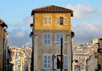 Marseille vue de haut By Lotti Pix©2017