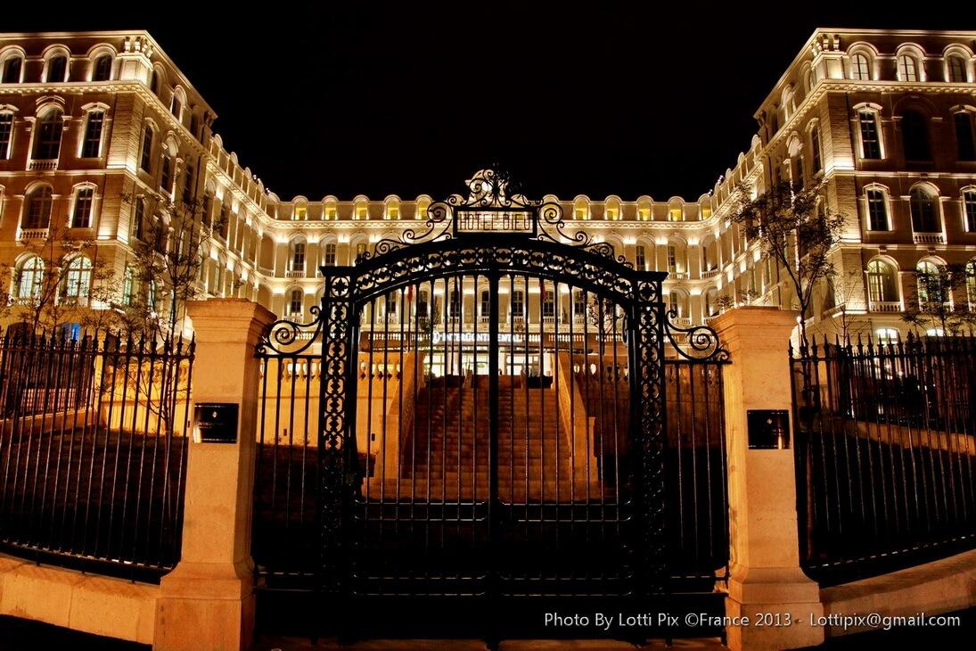 Intercontinental Marseille Hôtel-Dieu
